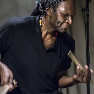 Now Is Hamid Drake